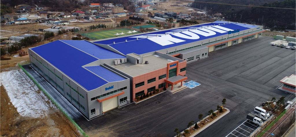 Robit opens South Korean factory