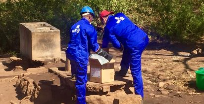 Geoquip aids Malawi water programme