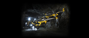 Epiroc suppling mining machinery to Cormidom in Dominican Republic