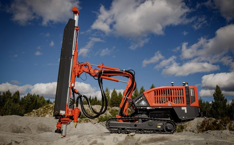 Sandvik's new Dino DC410Ri offers two years of upgrades over previous model