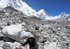 Logging in the Himalayas