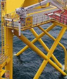 First jacket successfully installed at Moray East offshore wind farm