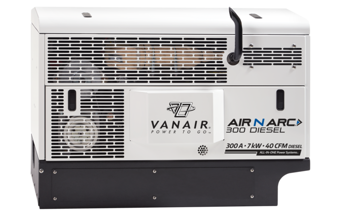 Air N Arc  All-In-One power systems