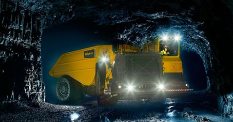 Codelco places Chilean mine order with Epiroc