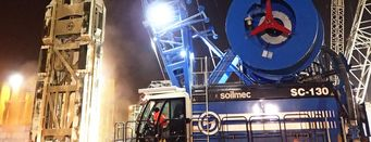 Infrastructure projects around the world benefit from Soilmec technology