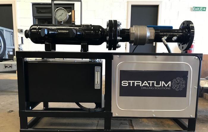 Stratum Drilling Services has invested in specialist equipment in order to be able to offer a comprehensive service package