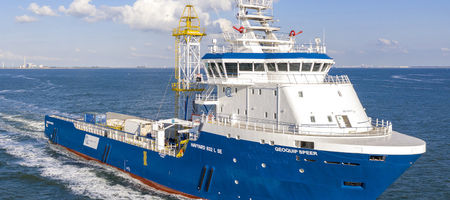 Geoquip Marine fleet deploys off Virginia