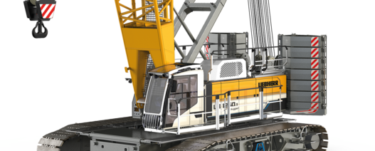 Liebherr named as 'Innovation Manufacturer' at ESTA Awards