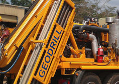 Geodrill awarded Subika project
