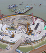 Bauer technology in use at Shenzhen-Zhongshan Bridge megaproject