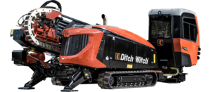 Ditch Witch unveils AT40 All Terrain directional drill