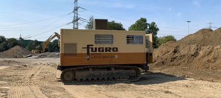 Siemens utilises Fugro's UXO screening technology in Germany