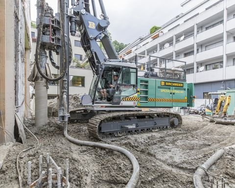 Liebherr LRB 18 proves itself in Lucerne