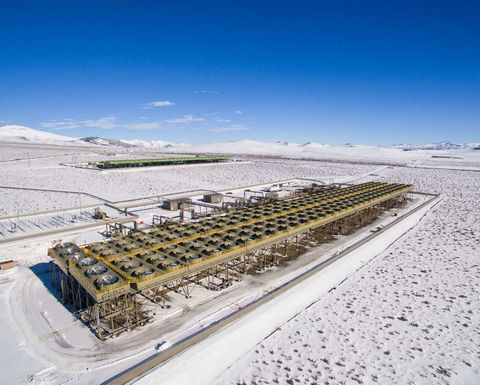 Ormat closes $59 3 million partnership for geothermal power