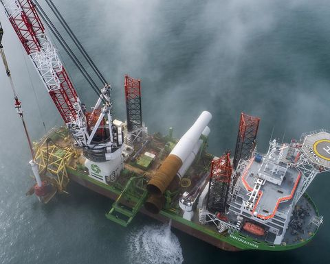 Hornsea Two monopile installation set to begin