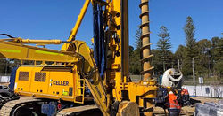 Limestone no match for Keller expertise in Australia