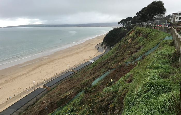 CAN Geotechnical awarded Canford Cliffs stabilisation project
