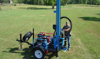 How to choose a soil sampling drill