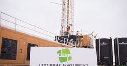 PM announces support for Canada's first geothermal power facility