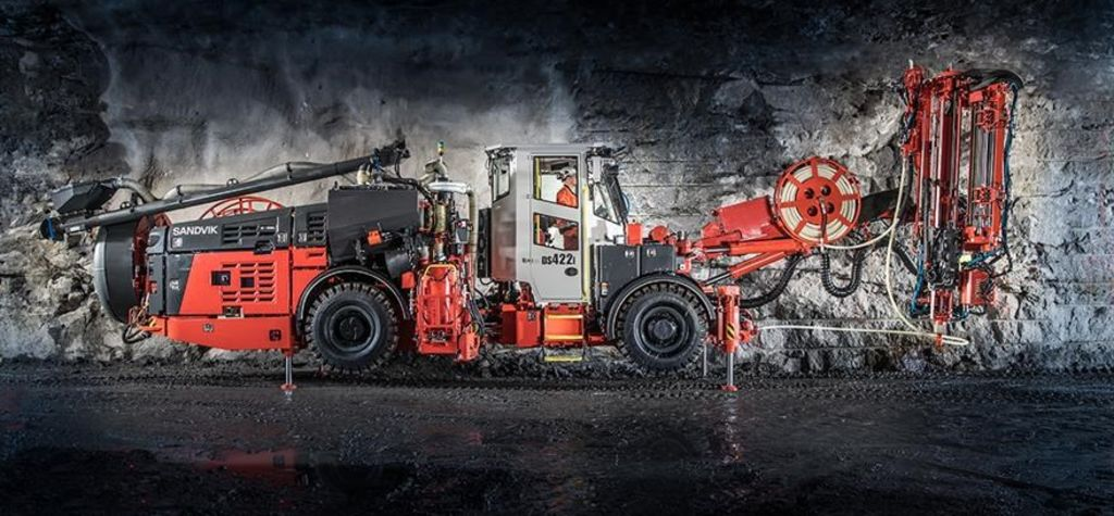 Sandvik gets Nokia private wireless network at test mine