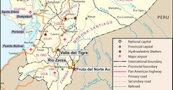 New data defines target at Tempus Resources' Rio Zarza project