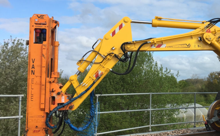 Research partnership aims to improve ground engineering for the rail sector