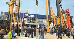 Bauer's Bauma review