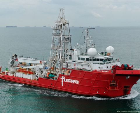 Fugro and NYK set to expand offshore wind geotechnical services in Japan