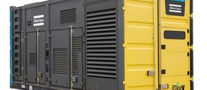 Atlas Copco introduces the Stage V compliant QAC 1350 TwinPower generator
