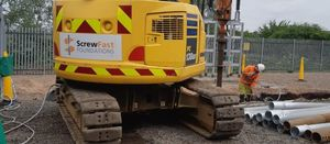 Helical piling specialist acquired by Van Elle