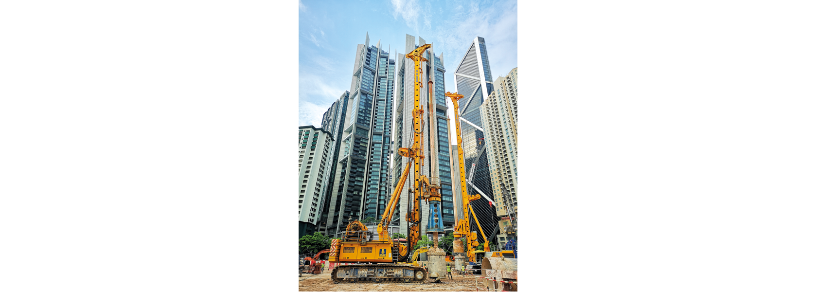 Bauer's record-breaking project in Kuala Lumpur
