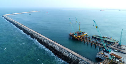 India moves into the marine sector