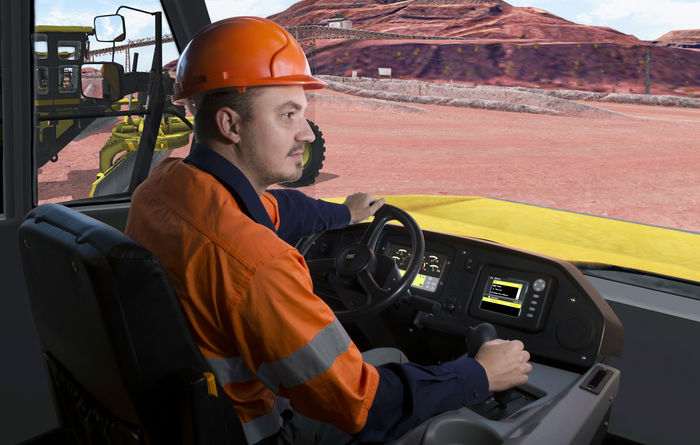 Caterpillar Mining to collaborate with Thoroughtec Simulation