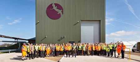 EPC-UK unveils a state-of-the-art bulk emulsion facility