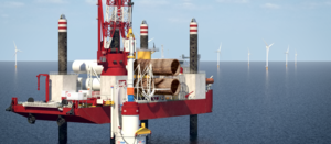Silent, steady, and supersized -  the future of offshore wind installation