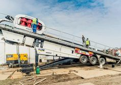 Hybrid-electric HDD rig breaks new ground