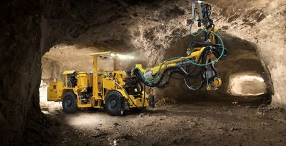 Epiroc drill rigs for South African miner