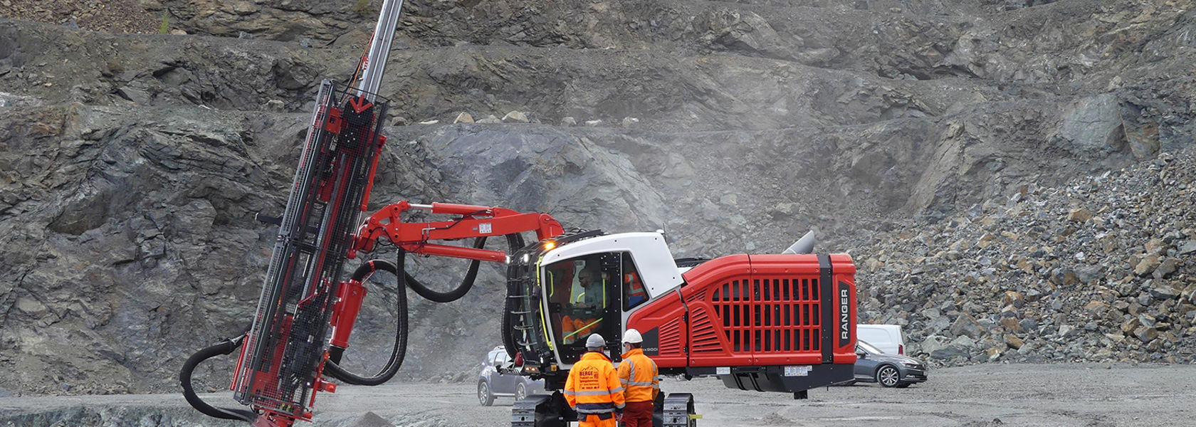 The changing face of drill and blast - GeoDrillingInternational