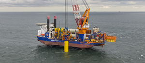 RWE chooses Van Oord for Sofia offshore wind farm
