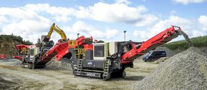 Sandvik establishes new business area - Sandvik Rock Processing Solutions