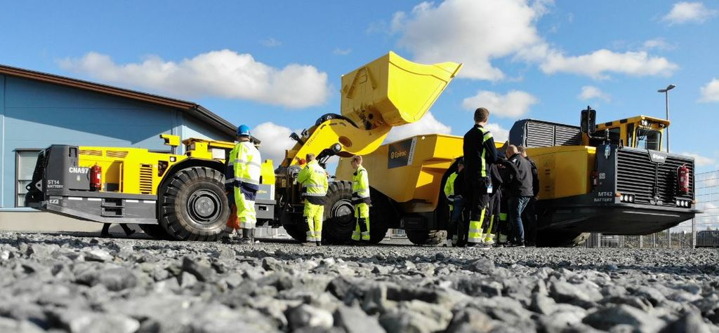 Epiroc gets multiple orders for battery electric mining equipment