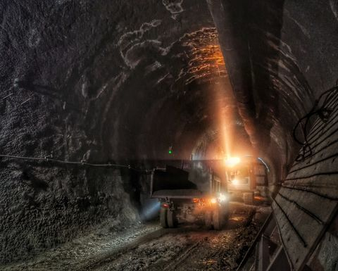 RST now offering dust control technology for tunnels and underground mines