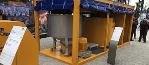 Bauer MAT Slurry Handling Systems;  new name, new technology and new companies…