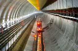 London super sewer becomes longest tunnel beneath River Thames