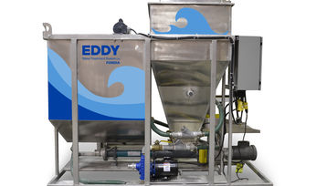 Fordia's Eddy water treatment system
