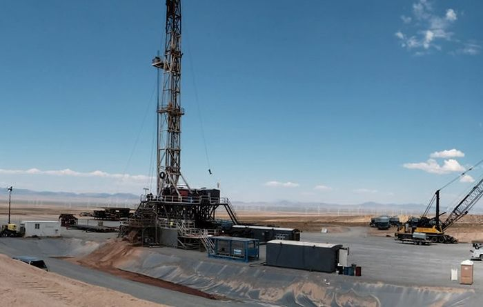 Utah forge drills first of two deep wells