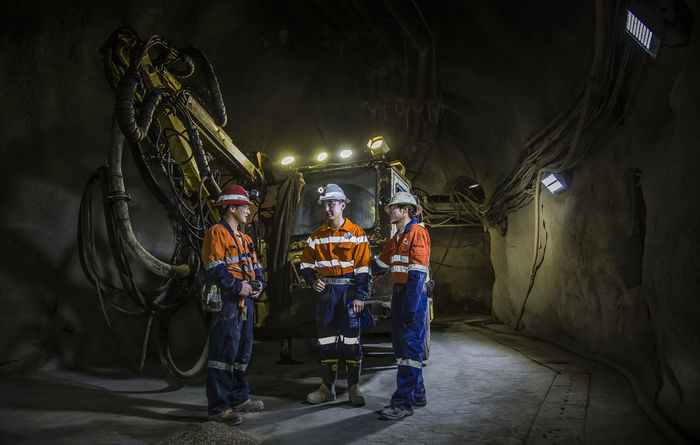 Rio Tinto achieves significant milestone at Oyu Tolgoi