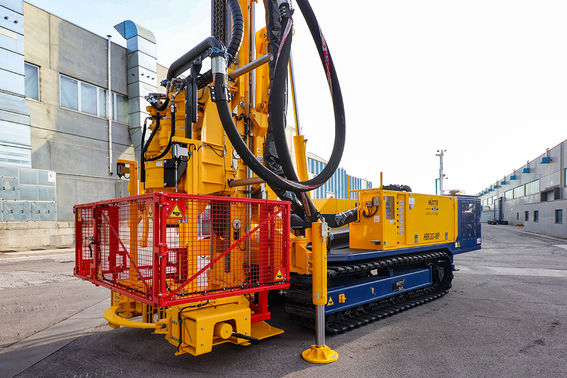 he 207 is one of the drilling rigs offered by tte ohrtechnik