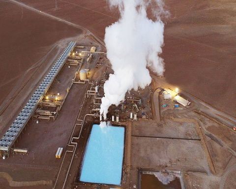 33MW expansion of Cerro Pabellón geothermal power plant begins in Chile