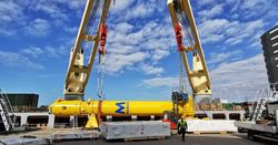 Menck's piling solution for Hollandse Kust Zuid I-IV offshore wind farm